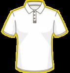 Brustbereich<br>Logo groß